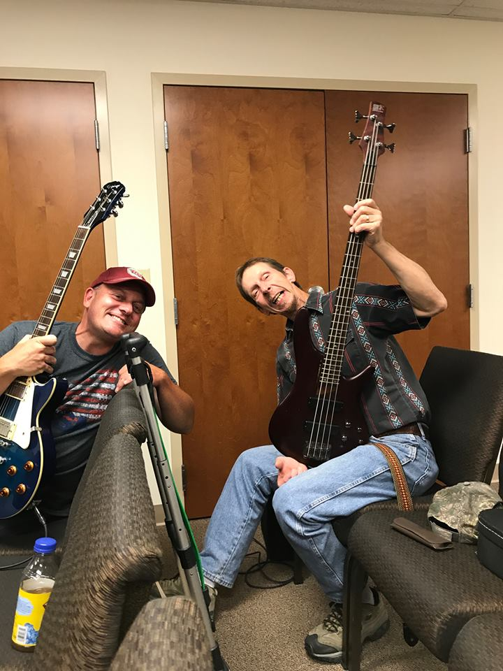 Our Happy Guitarists
