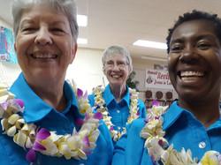Before we sang in Hawaii