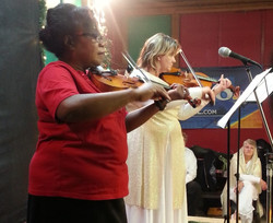 Our Violinists