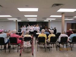 Northeastern Senior Center, York, Pa
