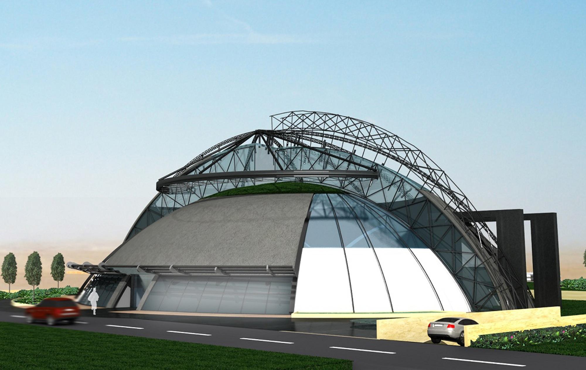 Olympic Hall - Erbil