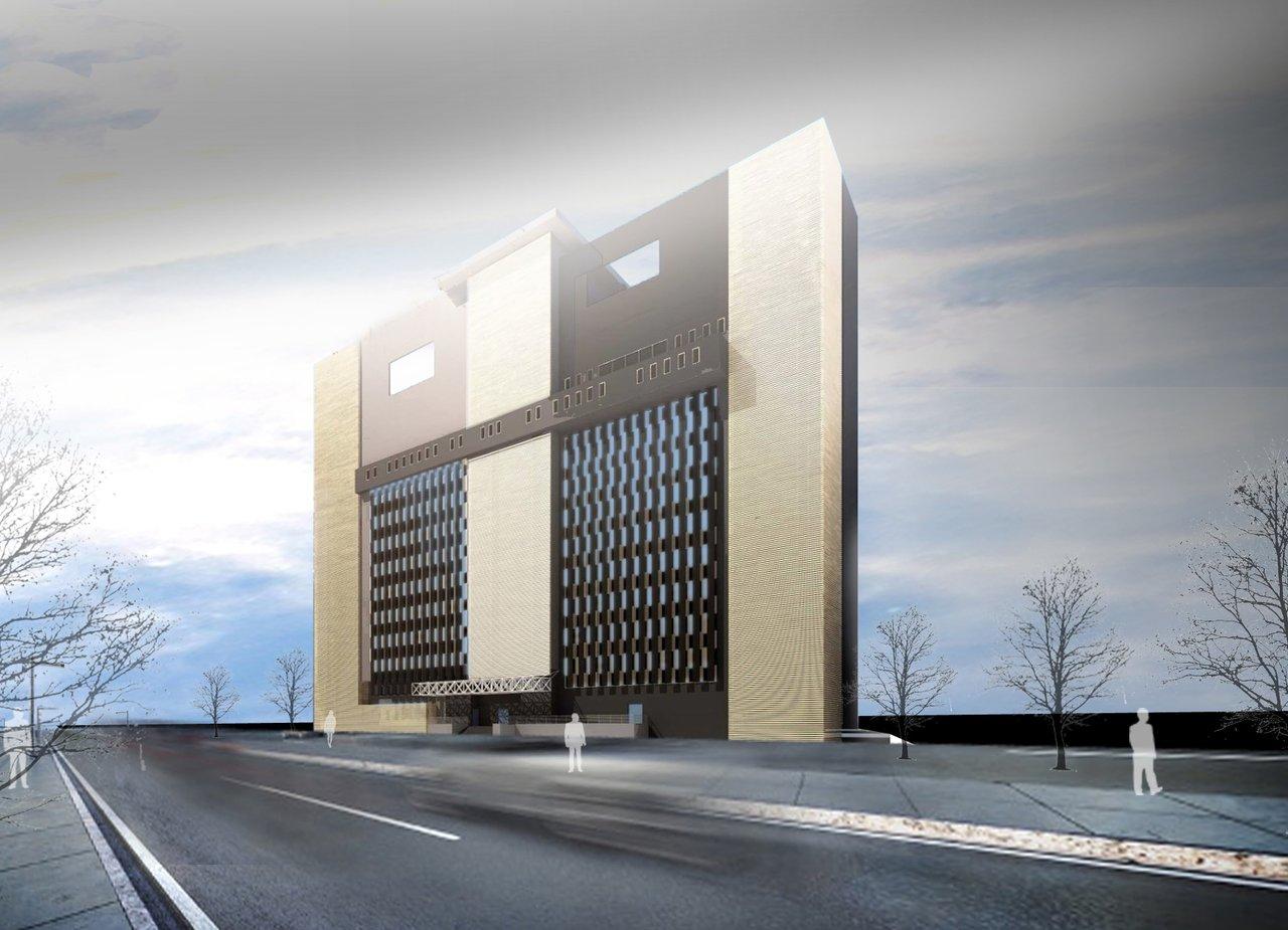 ISF Building - Lebanon