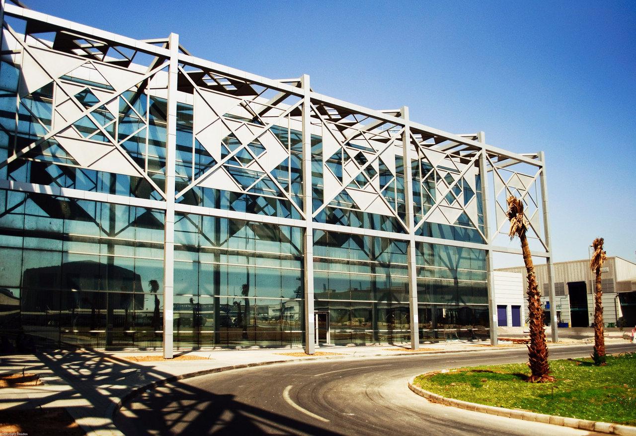 Qatalum Aluminum Factory - Qatar