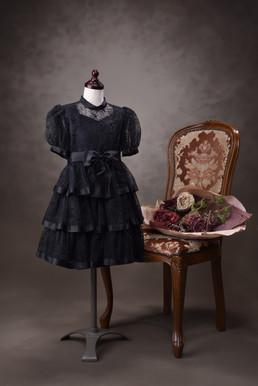 ドレス 黒