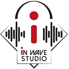 in wave studio logo