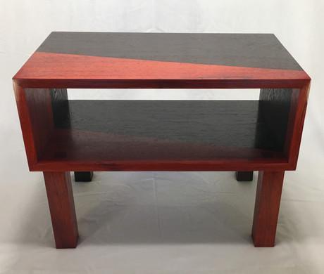 Matt Heimann_Box Coffee Table Wenge-Pada