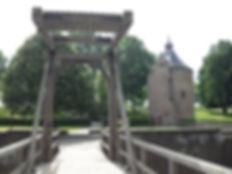 slot loevestein binnenhof en den haag (9
