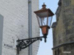 Straatverlichting DE NOOD