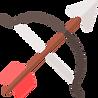 Lunettes de Tir sportif, carabine, pistolet et arc