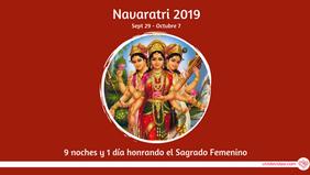 NAVARATRI - Honrando el Sagrado Femenino