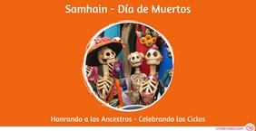 SAMHAIN - DÍA de MUERTOS