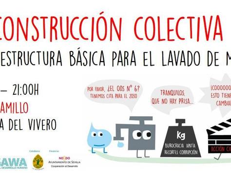 Únete al taller construcción colectiva TIP-TAP