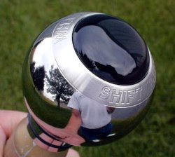 BMW Inlaid Stone Shift Knob