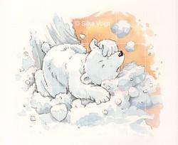 Eisbären 10 Silke Voigt