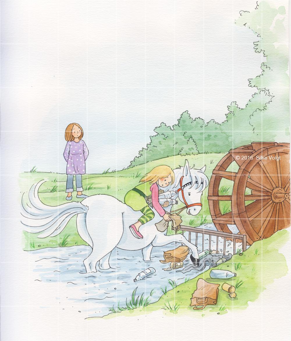 Pony 4 Silke Voigt