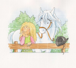 Pony 2 Silke Voigt