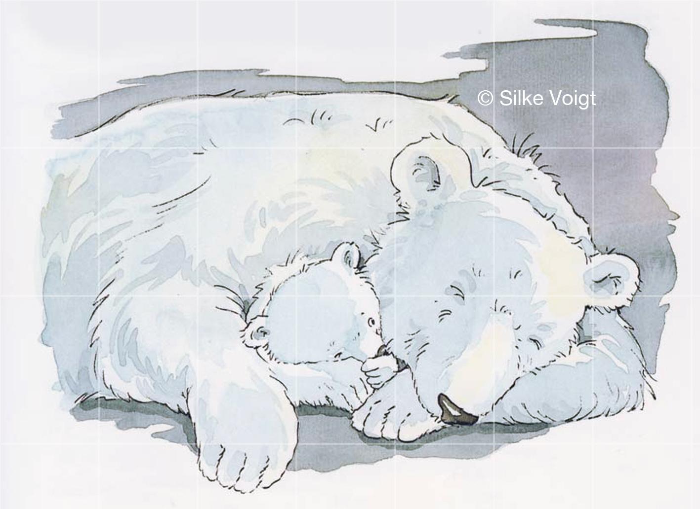 Eisbären 3 Silke Voigt