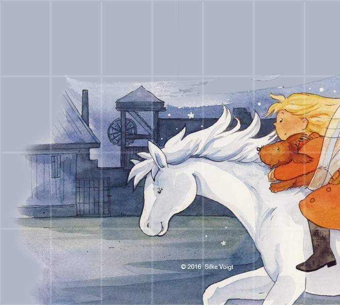 Pony 8 Silke Voigt