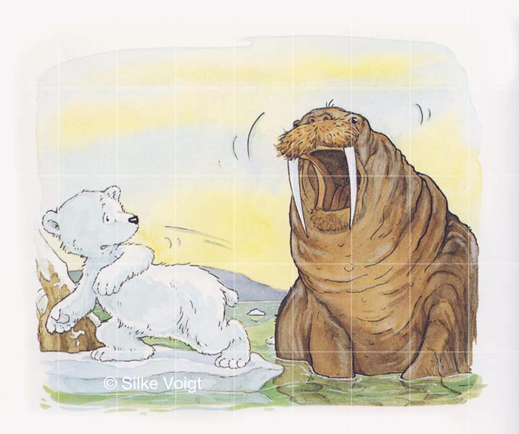 Eisbären 5 Silke Voigt
