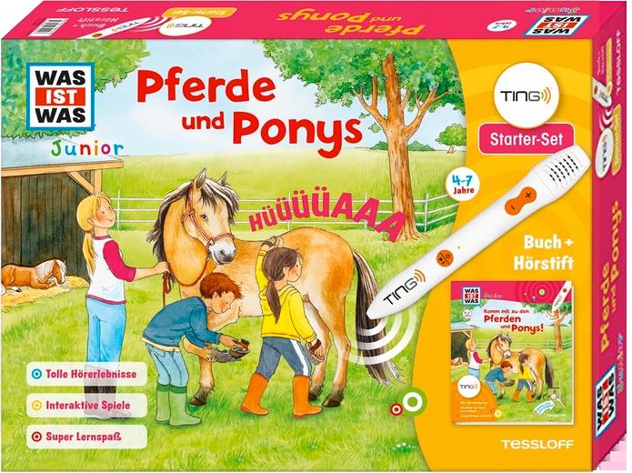 Ting Pferde und Ponys Silke Voigt