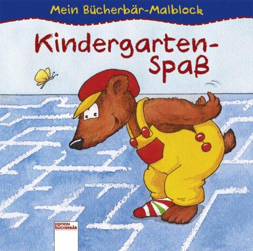 Bücherbär Kindergartenspaß