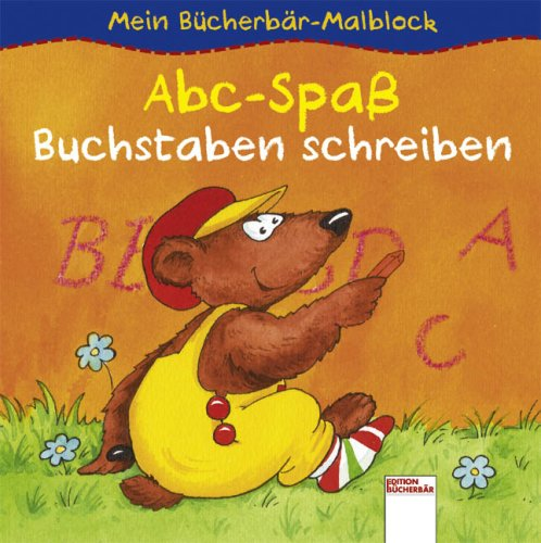 Bücherbär ABC Spaß schreiben