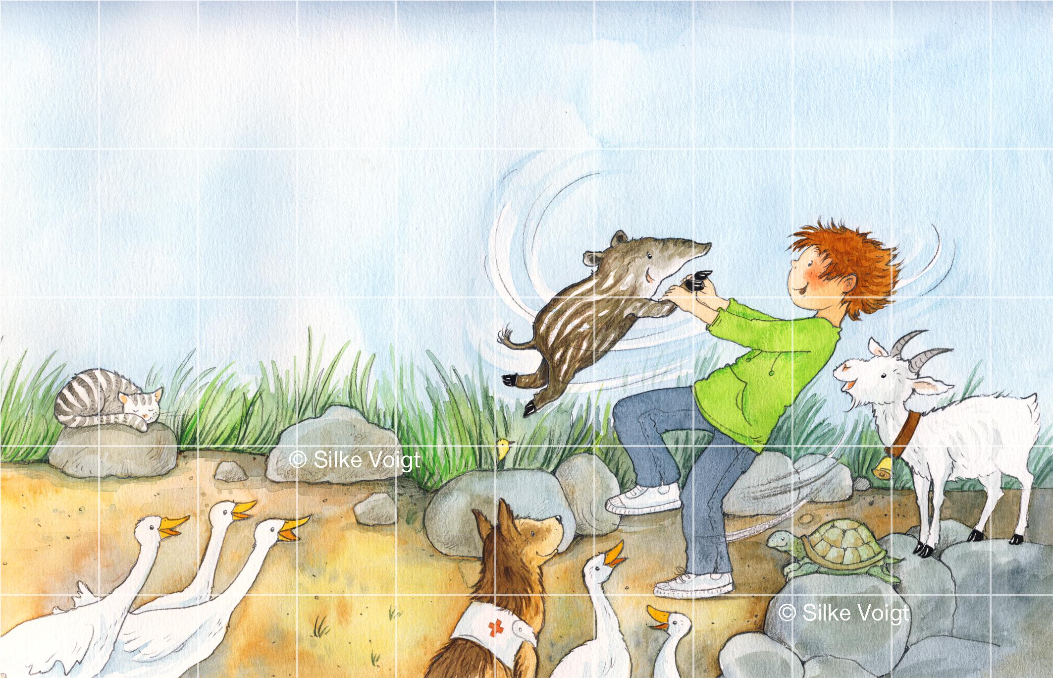 Tiergeschichten
