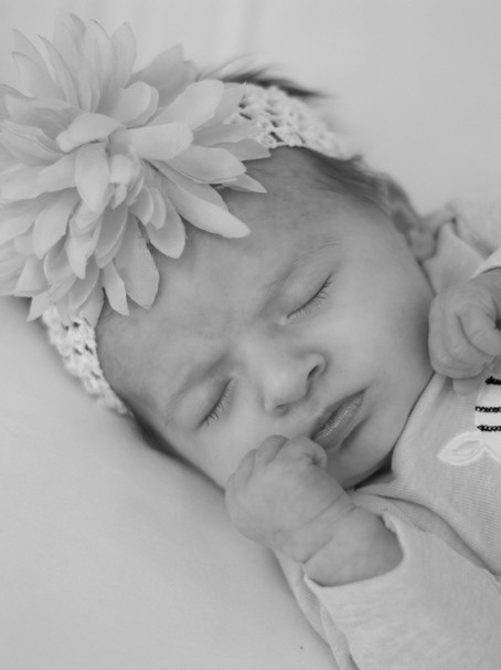 A Sweet Baby Girl | MD & PA Portrait Photographer