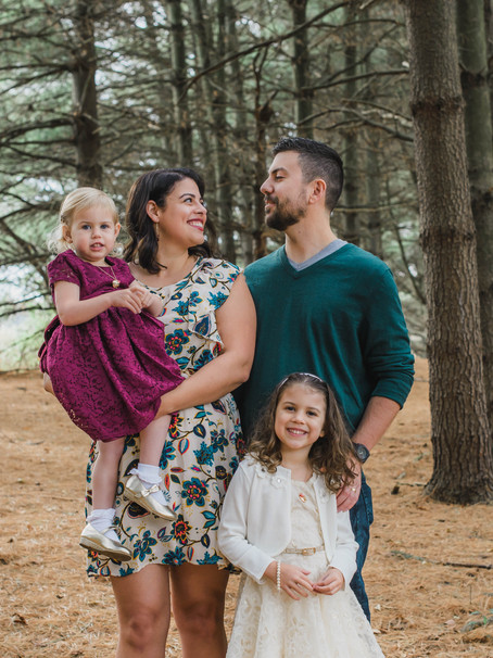K Family | Bear Branch Nature Center, Westminster