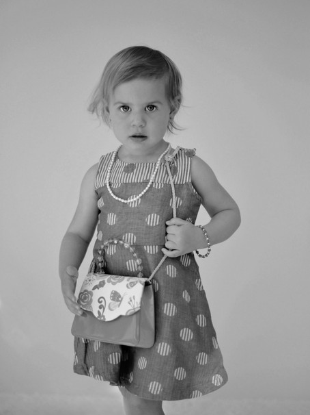Vivienne's 2 year session
