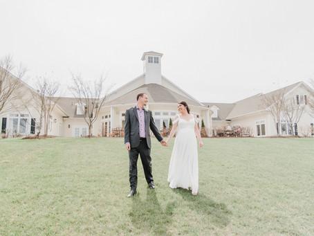Strick Wedding | Ashburn, VA