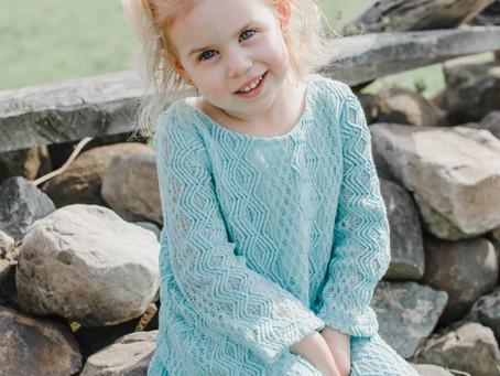 Vivienne is 3!!! | Gettysburg National Military Park