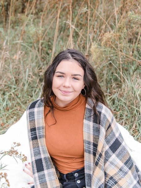 Abby | Fall Senior Session