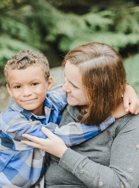 Hakes/Johnson Family Session