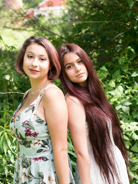 Gabrielle & Jillian | Senior Session | Westminster, MD