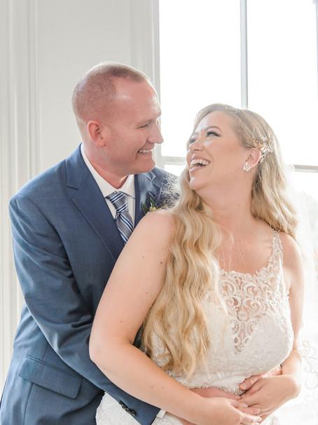 Iron Front, Lewisburg Wedding | Casey & Kelly
