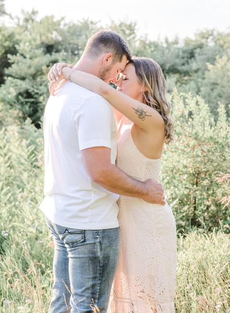 Wesley & Megan | Engagement Session