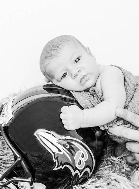 Baby Jaxson | 5 weeks new!