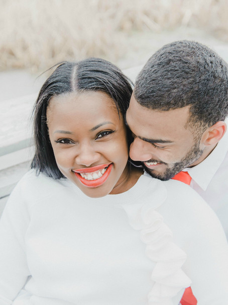 Brittany & Theo's Engagement Session | Westminster, MD