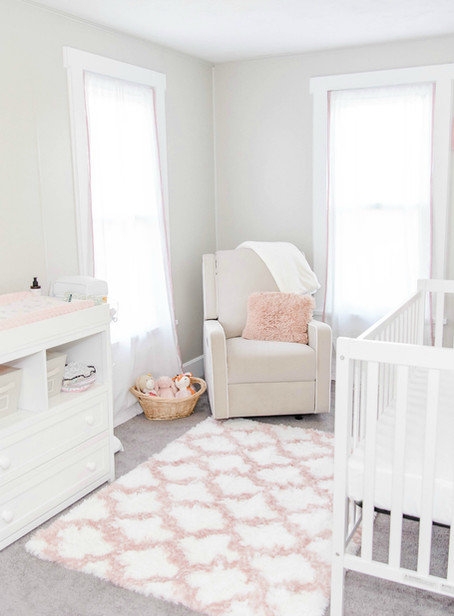 Our Baby's Nursery!