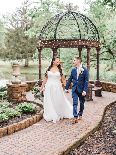 Meredith Manor Wedding / Pottstown, PA