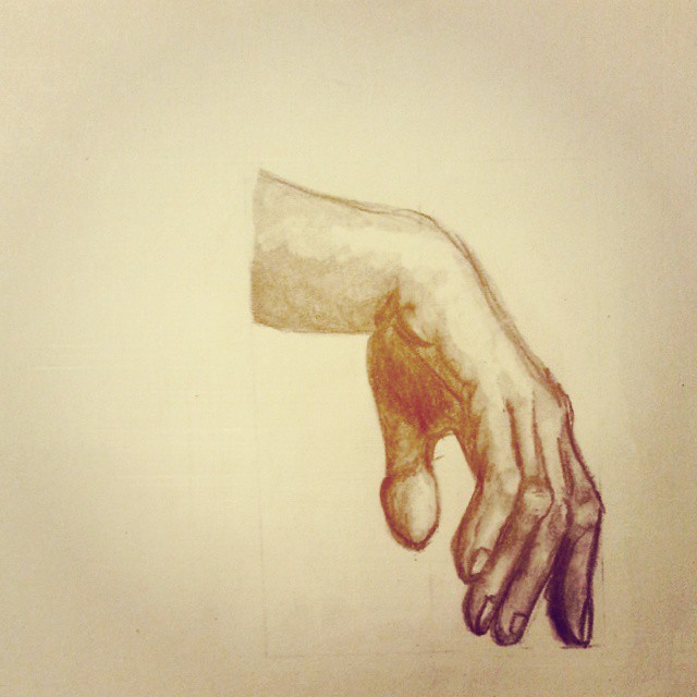 Floppy hand