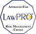 Law Pro CPD logo colour (without border)