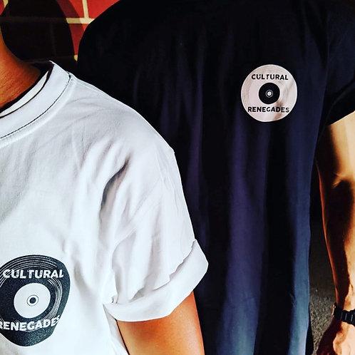CR Logo Tee - Black