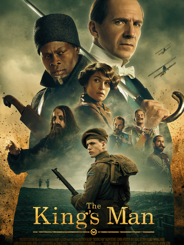 The Kings Man (2020)
