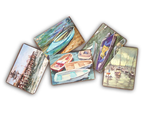 HARBOR COLLECTION Card Set