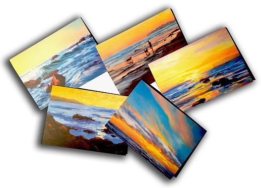 SUNSET SESSIONS COLLECTION Card Set