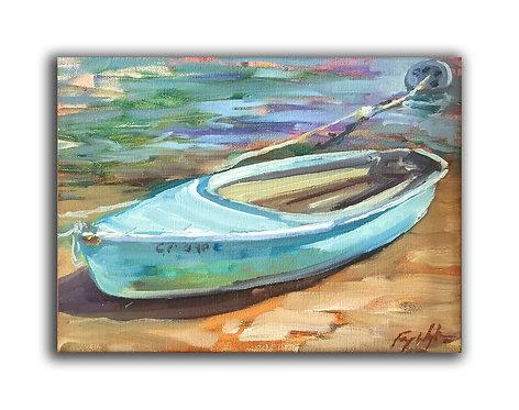 BALBOA BLUE Card