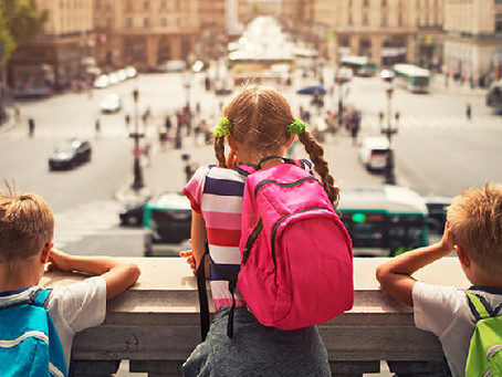 How do kids take charge and make our cities more child-friendly? – 1 min read