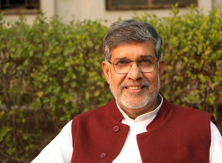 An exclusive with Kailash Satyarthi on his journey from being a teacher to a social change agent!